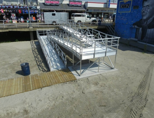 Wildwood Boardwalk Ramp