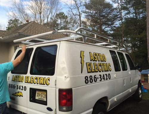 E-Series Van Aluminum Ladder Rack